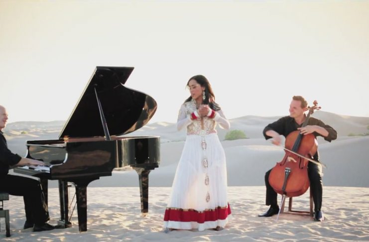 Indian cover of don't you worry child by the piano guys